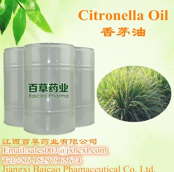 100% Natural pure essential Citronella Oil