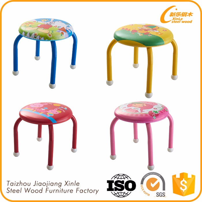 Factory sale various widely used children stackable chairs