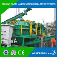 Drilling Waste Management System for Oil Drilling Fileds