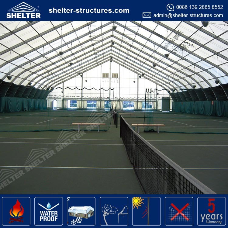 30X100 Tennis court tent for athletics tent