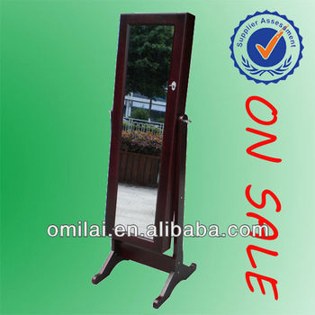frameless wall mounted mirror