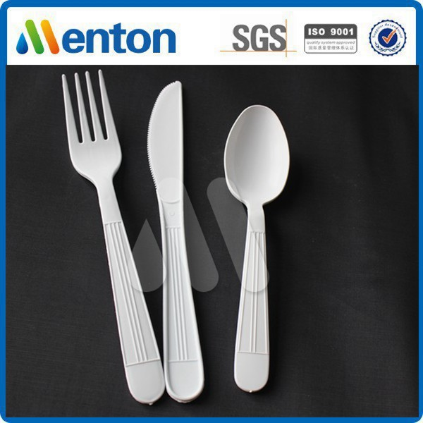 Good quality disposable pp cutlery sets