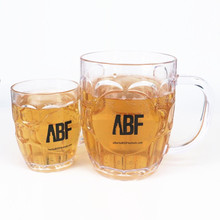 NEW arrival engraved printed beer mugs cheap beer steins for sale