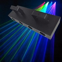 China cheap 4 heads wholesale pink laser disco light