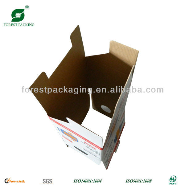 OFFSET PRINTING CONDUCTIVE CARDBOARD BOX