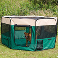 Outdoor pet playpen durable pet products design dog tent