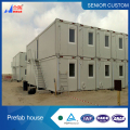 Toilet Portable Container , school, Office Container house from China