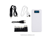 universal laptop charger for macbook laptop charger external laptop battery charger 15600mah