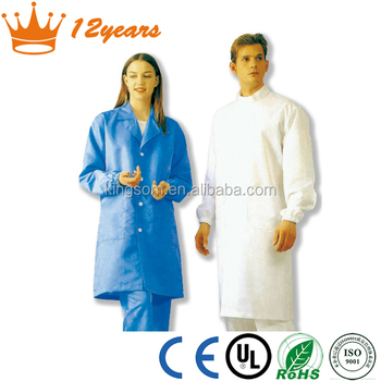 High performance most competive price KS-401 ESD man working suit