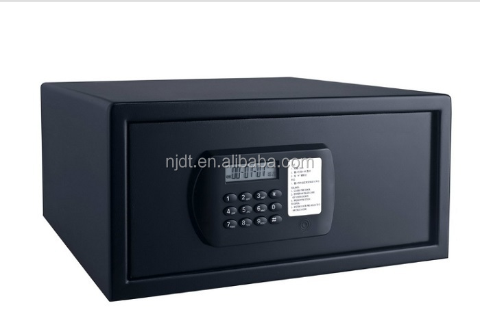 digital hotel safe deposit box