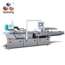 High Speed Full-auto Dual Tea Bag Packing Machine with Cartoning Device