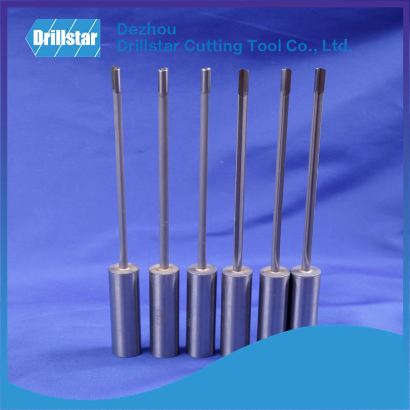 Quality assured alloy drill bits