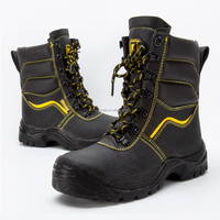 Winter Safety Man/Woman Boots