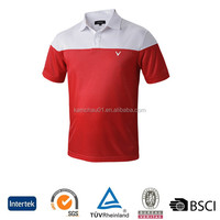 Men S Golf Sportswear Short Sleeve