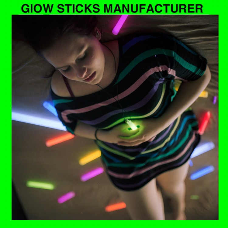 Outdoor Chemical Liquid 6inch glow stick