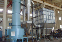 Calcium formate drying machine drier (air stream dryer)