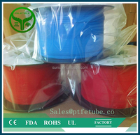 Resistant to corrosion, strong acid, strong base teflon coil tube