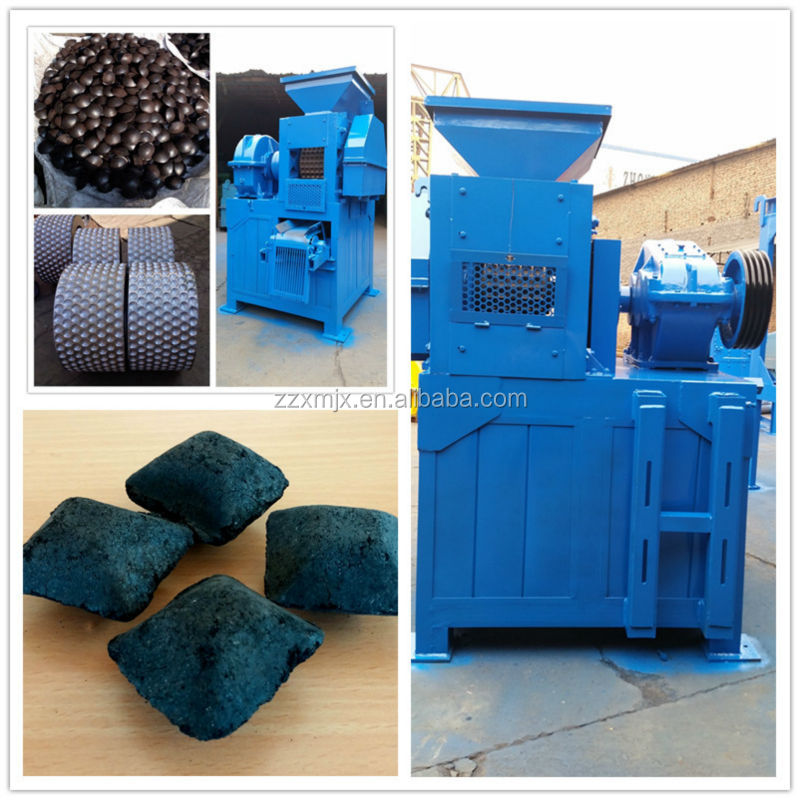 coke dust briquette machine/briquetting machine