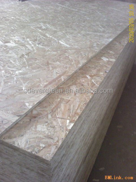 4*8ft laminated osb board from linyi