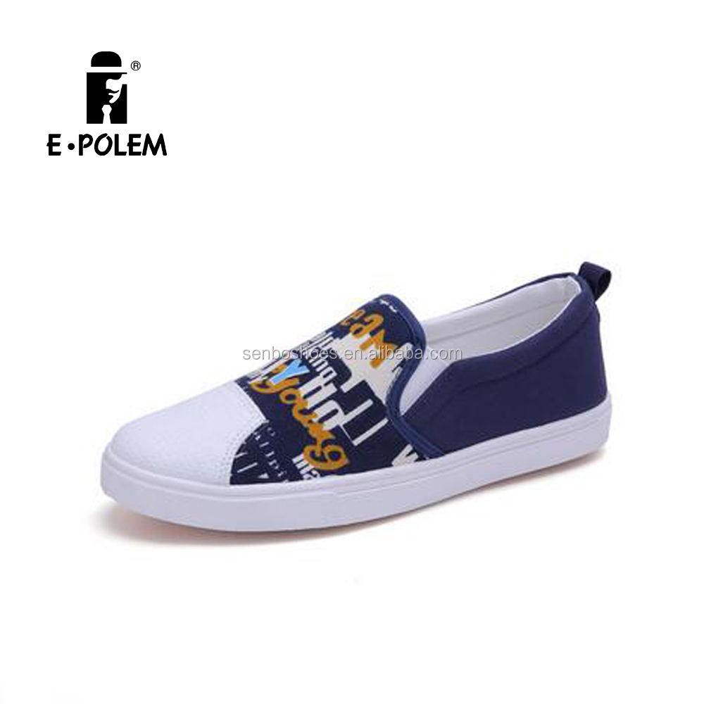 2016 canvas shoes vulcanized shoes wholesale student han edition classical female models