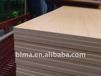 15mm thickness plain MDF board