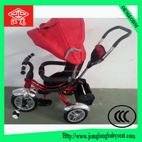 cheap tricycle with push bar kids toys tricycle bicycle 3 wheel trike