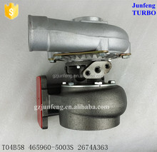 T04B58 Turbocharger 465960-5003S 2674358 2674364 26743812674A363 Turbo for Perkins engine T6-354.4 PERK 6.354 diesel engine