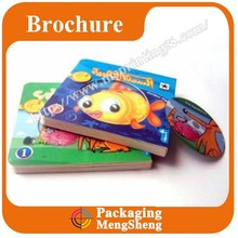 Exquisite childen book,colorful kids book,baby brochure book printing