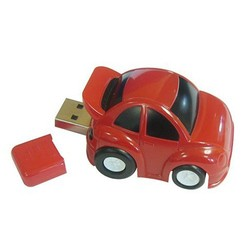 novelty products for sell toy car usb flash drive 512 MB