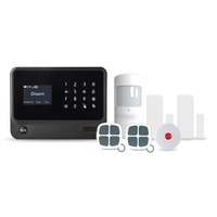 WiFi Network Home GSM GPRS Alarm