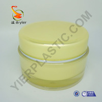 Classic Round Cosmetic Packaging Acrylic Jar for Cream