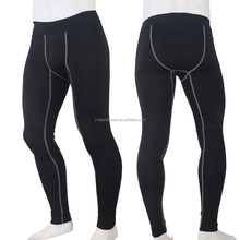 high quality tight fit compression long pants
