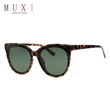 9 colors fashionable women custom one piece lenses coating uv400 protection sunglasses in different color