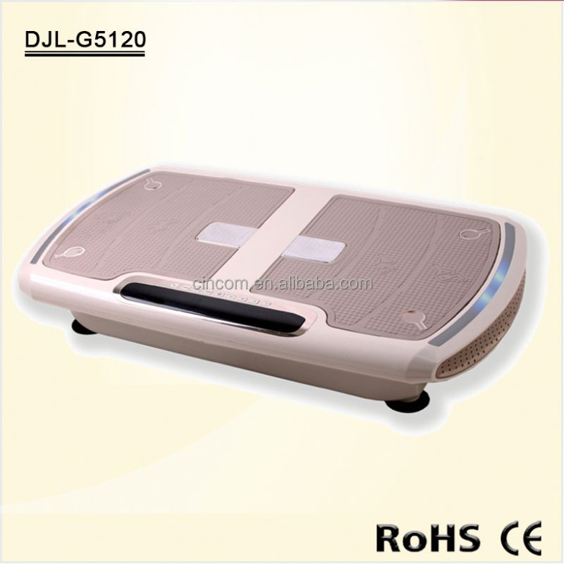 2015 vibrating foot massaging plate /CE
