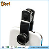 New Design Mobile Phone Lens 3 In 1 Wide Angle Macro Fisheye Lens For Smartphone And Degital Camera