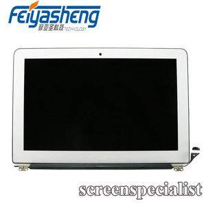 Genuine Original New LCD Monitor For Macbook Air 11 inch A1370 A1465 2010 2011 2012 LCD Screen Complete Display