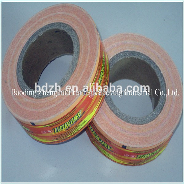 High quality pe coated roll paper for packaging sugar