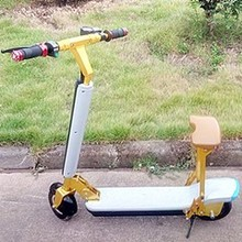 china factory new product foldable adults electric scooter
