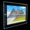 Magnetic Acrylic Real Estate Led Window