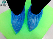 plastic shoe covers hospital nursing shoes cover blue shoe cover