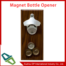 Promotion Bottle Opener Wall Mounted Bottle Opener with Magnet