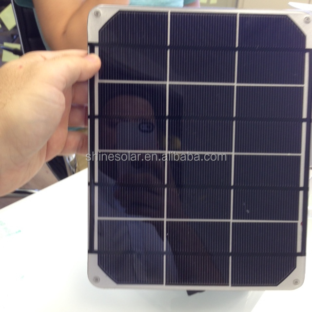 High efficiency factory direct 6w 6v mini/small solar panel outdoor using camping for phones, mini toys ,led light