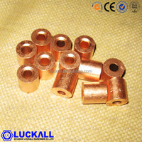 copper tube button stops wire rope Ferrule