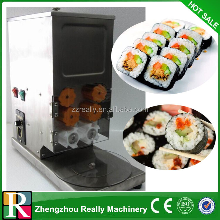 sushi machine sushi roll machine sushi rice sheet making. Black Bedroom Furniture Sets. Home Design Ideas