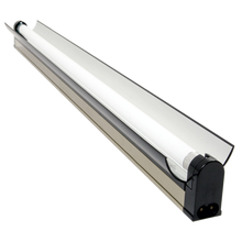 EDJ T5 2FT 24w horticulture grow led lights t5 led grow light for microgreens with nano reflector 6400k lamp included