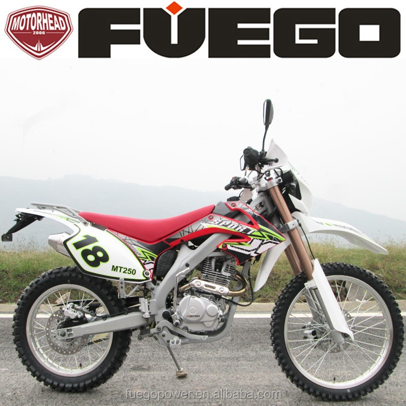 MOTOCROSS MX CRF250X Dirt Bike Zongshen CB250CC Motorcycle
