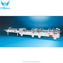 Good quality and good operational automatic folder gluer machine