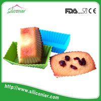 excellent quality silicone cupcake mould