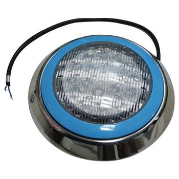 Color change LED underwater lamp with different colors