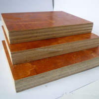high density types of shuttering plywood